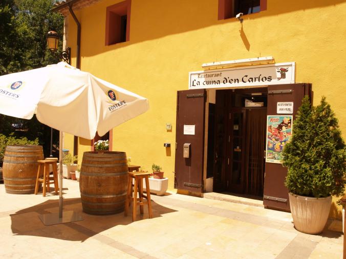 LA CUINA D'EN CARLOS Restaurant